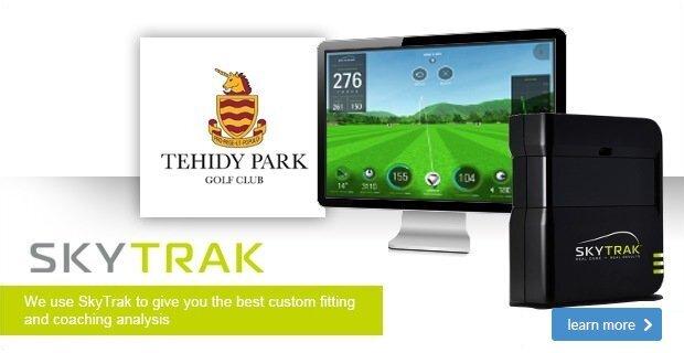 SkyTrak at Tehidy Park