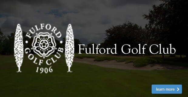 Welcome to Fulford GC