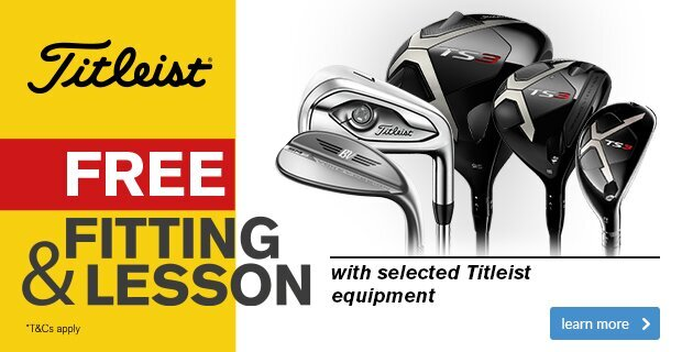 Complete Equipment Solution - Titleist