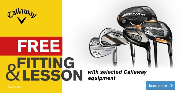 CES Callaway - FREE Fitting & FREE Lesson