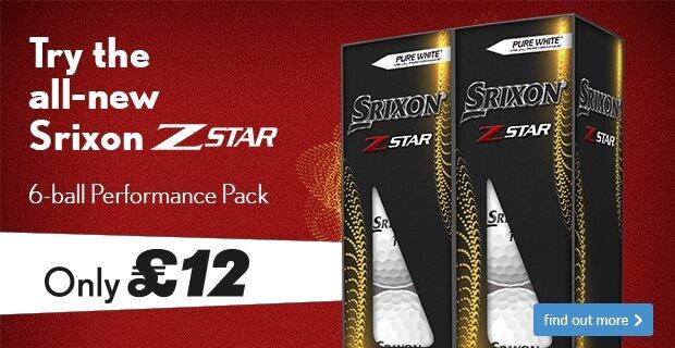 Srixon Z-Star Performance Pack | ONLY £12