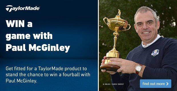Win a game with Paul McGinley