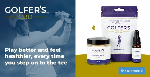 Golfer's CBD - Play Better, Feel Healthier