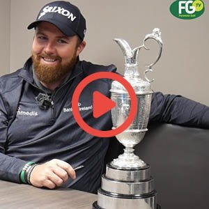 Interview with Shane Lowry