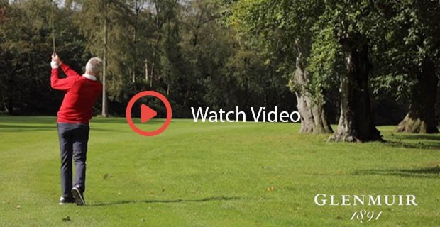 Glenmuir Tips: Low cut recovery shot