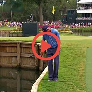 European Tour: Luckiest golf shots of 2019