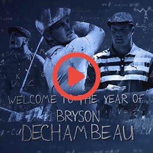PGA Tour: Bryson's Year of Gains
