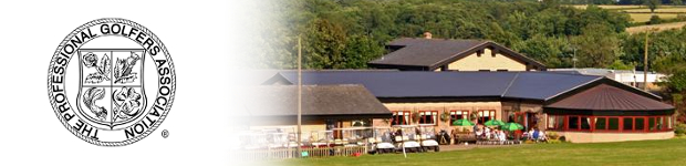 Angus Dow PGA Professional Stoke Rochford Golf Club