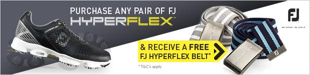 FJ HyperFlex free belt offer