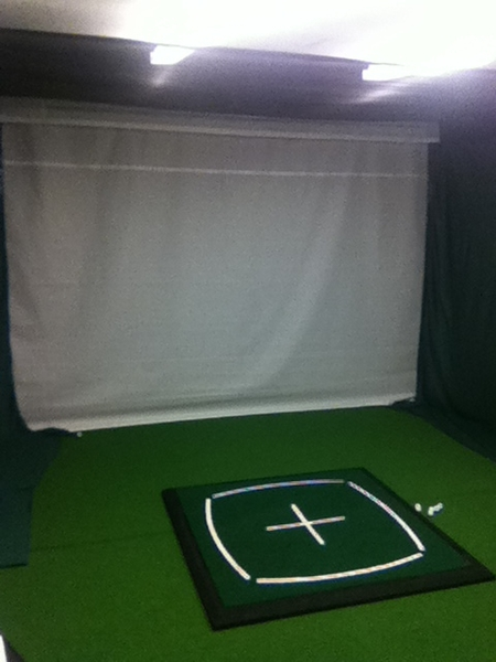 indoor studi eaton golf club