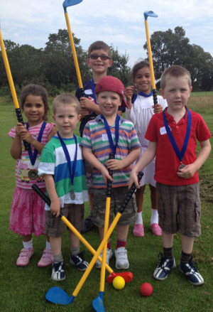 Kids Fun Golf