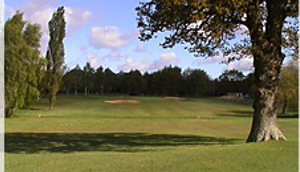 Harney Wintney golf course