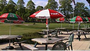Outside area Hartney Wintney golf club