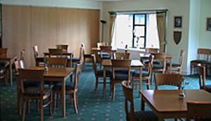 Dining area Hartney Wintney golf club