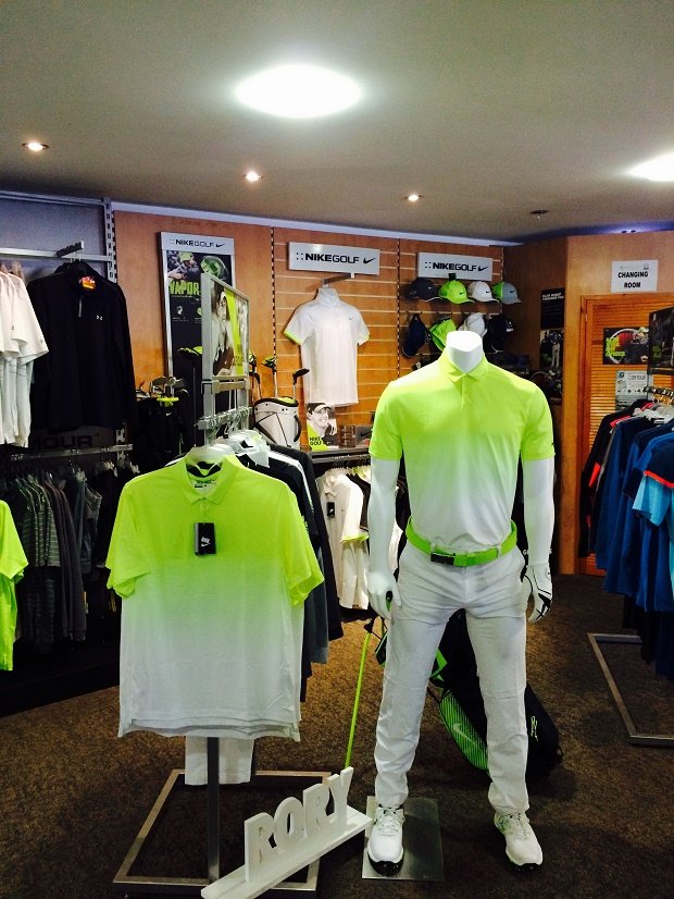 Rory McIlroy outfit Day 4 Masters