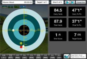 FlightScope Skills Application Stats