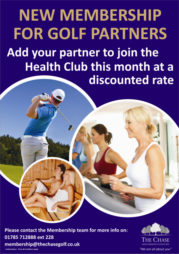 Golf partners membership