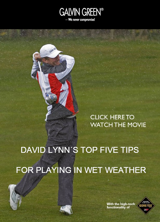 Galvin Green David Lynn Five Top Tips
