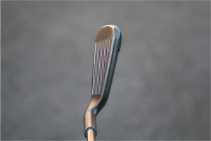 ping g25 cavity back top line