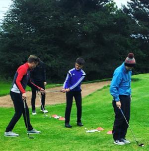 Tom Cranfield Durham City Golf Club