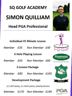 Simon's tuition prices