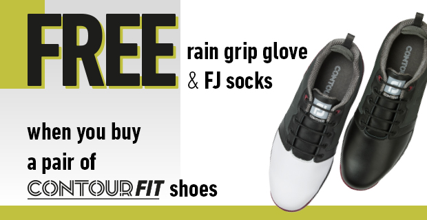FJ ContourFIT Gift With Purchase