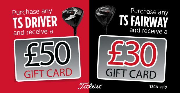 Titleist Gift Card