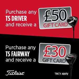 Titleist Gift Card Offer