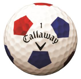 Callaway TruVis ball image